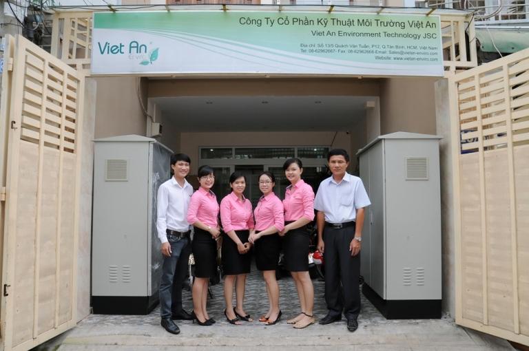 Team Account - Giúp cho công việc nội bộ được trôi chảy và hình ảnh các giải pháp, dự án và sản phẩm của Việt An Enviro đến với Khách hàng nhanh hơn