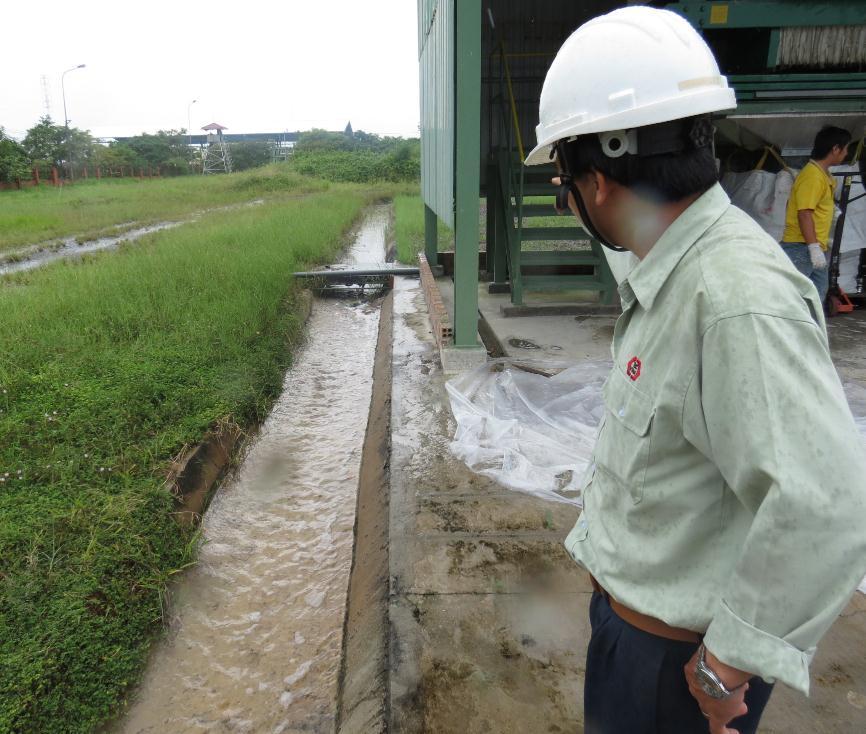 Cung cấp, lắp đặt hệ thống quan trắc chất lượng nước thải tại nhà máy TPC Vina