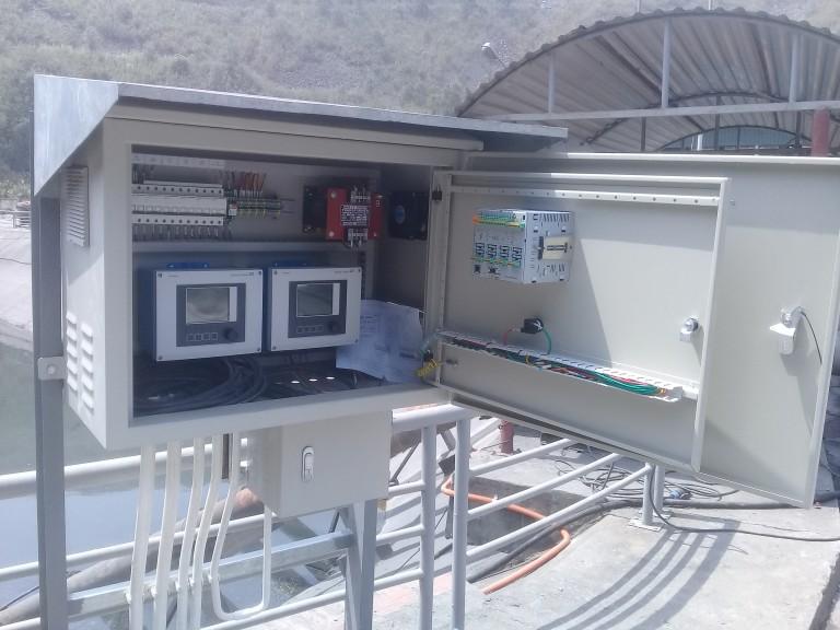 Dự án 37 TQT nước thải cho công ty TKV thuộc tập đoàn than khoáng sản Việt Nam Vinacomin