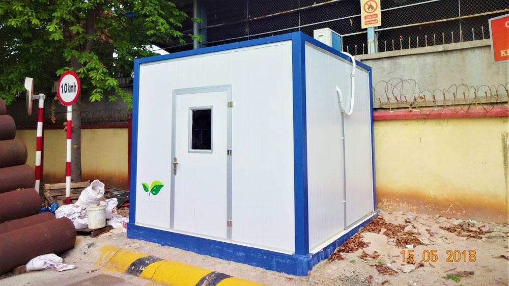 Lắp đặt TQT nước thải tự động tại nhà máy tôn Hoa Sen Phú Mỹ – Bà Rịa