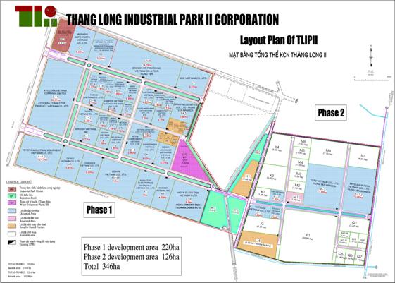 Trạm quan trắc nước thải tự động Nhà máy XLNT KCN Thăng Long II, Hưng Yên