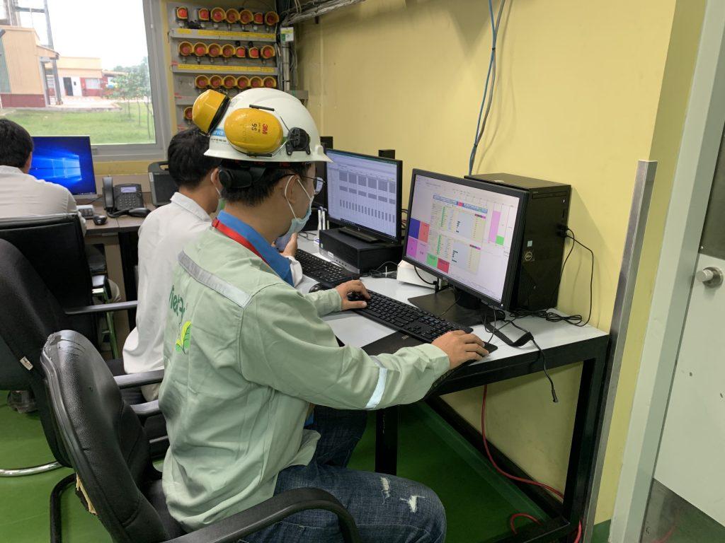Chính thức đưa vào hoạt động hệ thống quan trắc khí thải tự động cho nhà máy Nestlé Việt Nam