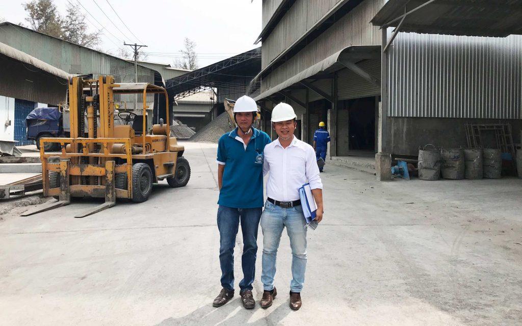 Hoàn thành lắp đặt và nghiệm thu 04 trạm quan trắc khí thải cho nhà máy Xi Măng Hà Tiên