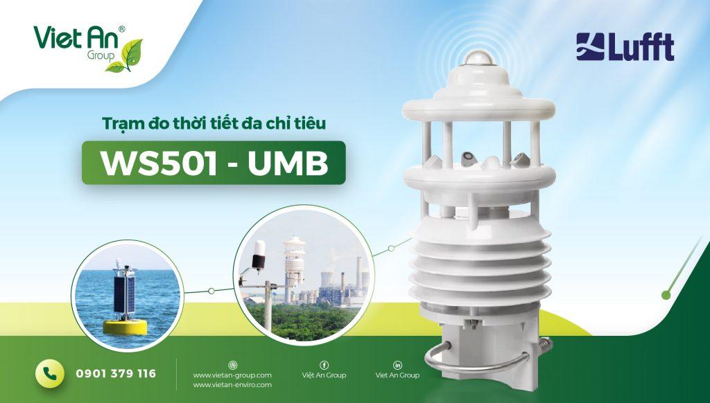 WS501UMB – Trạm đo thời tiết đa chỉ tiêu