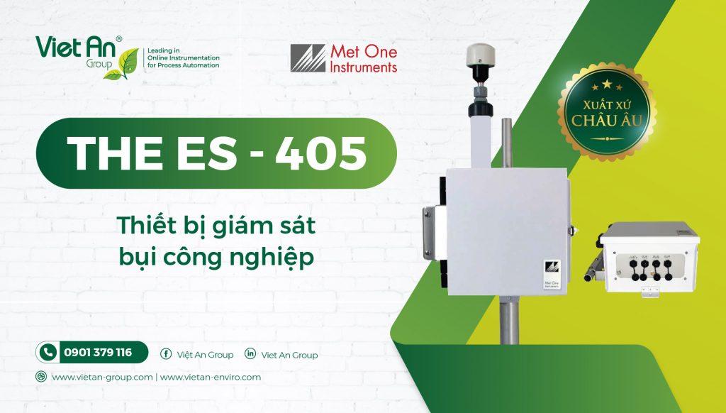 Thiết bị giám sát bụi công nghiệp – ES 405-MET ONE