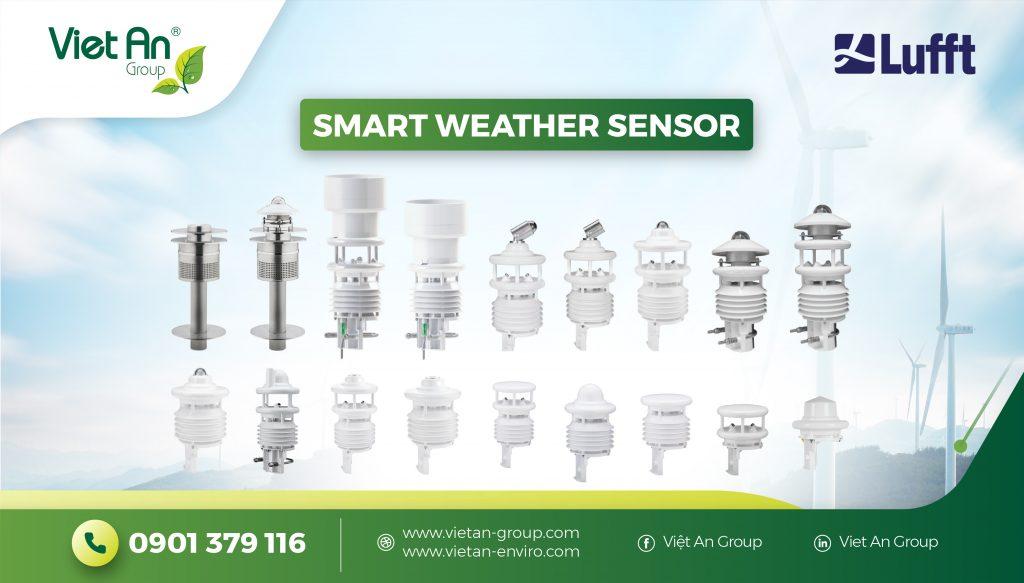 Việt An hợp tác cùng Lufft về xây dựng giải pháp đo lường không khí xunh quanh bền vững