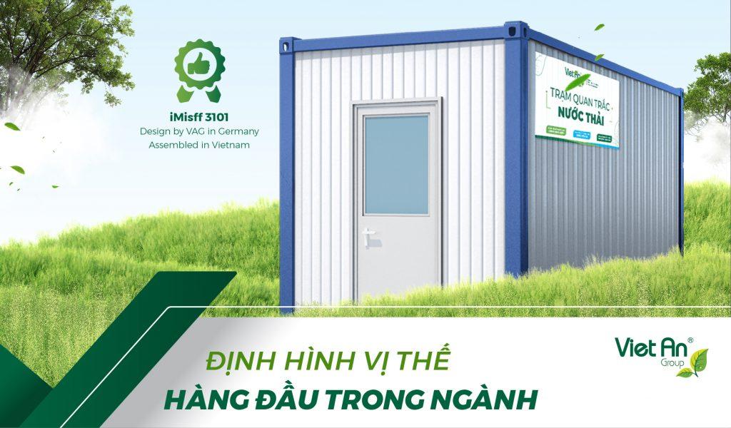 """Hat-Trick"" cho Việt An Group."